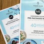 Food Club Posters
